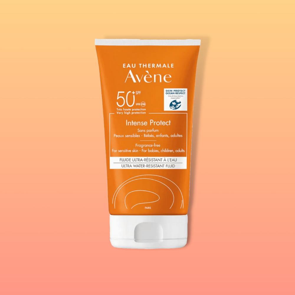 Avene Intense Protect 50+ Sun Cream for Very Sensitive Skin